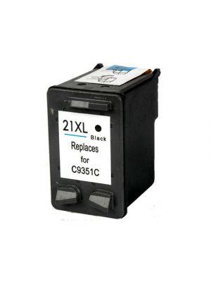 HP 21 XL cartridge zwart (KHL huismerk) HP21XLC9351-KHL