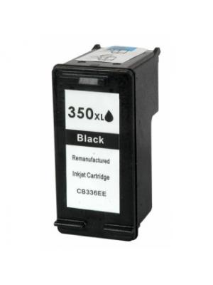 HP 350 XL cartridge zwart (KHL huismerk) HP350XLBKCB336EE-KHL
