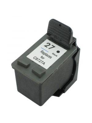 HP 27 XL cartridge zwart (KHL huismerk) HP27XLC8727AE-KHL