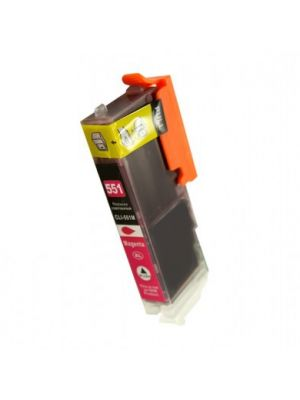 Canon CLI-551XLM magenta met chip (KHL huismerk) CLI551MCLI551XLM-KHL
