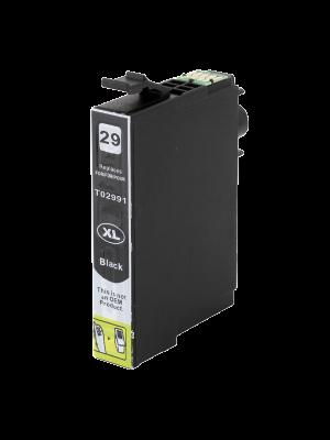 Epson T2991 cartridge zwart (KHL huismerk) T2991T2981-KHL