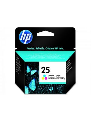 HP Inkcartridge Nr.25 color 51625AE (Origineel) HP51625AE