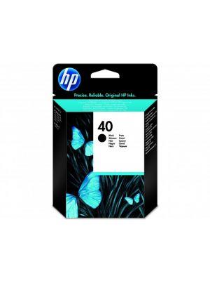 HP 40 zwart 51640A (Origineel)