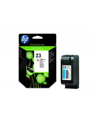 HP 23 color C1823DE (Origineel) HPC1823DE