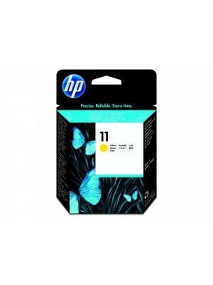 HP 11 printkop geel HC C4813A (Origineel) HPC4813A