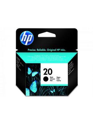 HP20 zwart (C6614DE) (Origineel) HPC6614DE