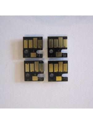 Auto reset chip Canon PGI5-Bk/CLI-8C/CLI-8M/CLI-8Y (4 stuks) chip4pgi5cli8