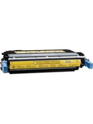 HP 642A (CB402A) geel tonercartridge (KHL huismerk) KHLHPCB402A