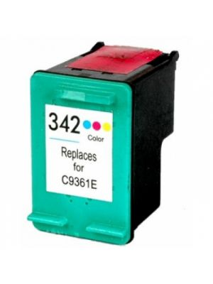 HP 342 cartridge kleur (KHL huismerk) HP342C9361EE-KHL