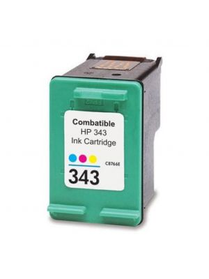 HP 343 cartridge kleur (KHL huismerk) HP343C8766EE-KHL