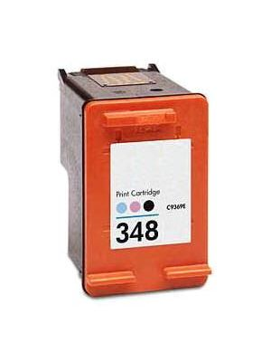 HP 348 cartridge foto kleur (KHL huismerk) HP348C9369EE-KHL