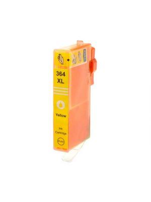 HP 364 XL cartridge geel MET chip (Huismerk) HP364XLYCB325EE-KHL