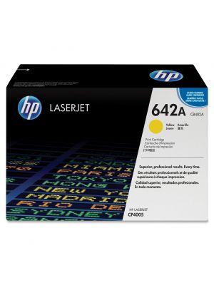 HP 642A Tonercartridge CB402A geel (Origineel) HPCB402A