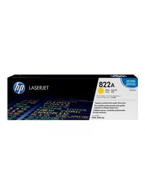 HP 822A (C8552A) Tonercartridge geel  (Origineel) HPC8552A