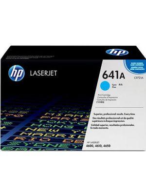 HP 641A Tonercartridge cyaan C9721A    (Origineel) HPC9721A