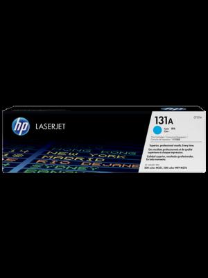 HP 131A (CF211A) toner cyaan (origineel) HPCF211A