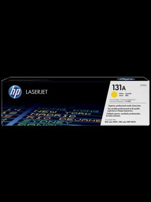HP 131A (CF212A) toner geel (origineel) HPCF212A