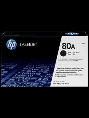 HP 80A (CF280A) toner zwart (origineel) HPCF280A