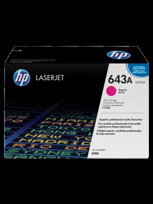 HP 643A Tonercartridge Q5953A magenta  (Origineel) HPQ5953A