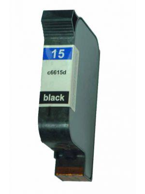 HP15A (C6615A) zwart (KHL huismerk) KHLHPC6615DE