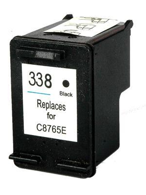 HP 338 cartridge zwart (KHL huismerk) HP338C8765EKHL