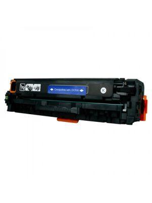 HP 304A (CC530A) tonercartridge zwart (KHL huismerk) KHLHPCC530A