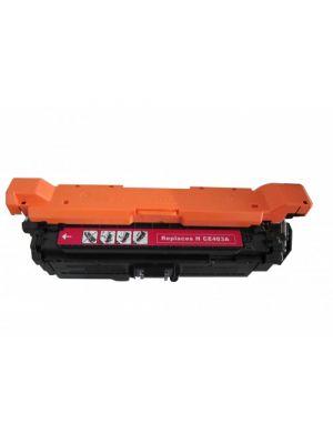 HP 507A (CE403A) toner magenta (KHL huismerk) KHLHPCE403A