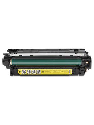 HP 646A Tonercartridge CF032A geel (KHL huismerk) KHLHPCF032A