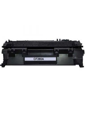 HP 80A (CF280A) toner zwart (KHL huismerk) KHLHPCF280A