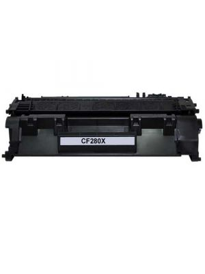 HP 80X (CF280X) toner zwart (KHL huismerk) KHLHPCF280X