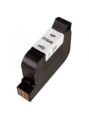 HP 45A (51645A) zwart (KHL huismerk)