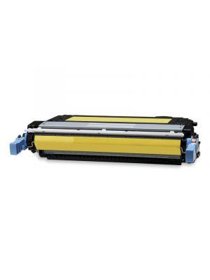 HP 643A (Q5952A) tonercartridge geel (KHL huismerk) KHLHPQ5952A