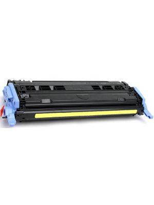 HP 124A (Q6002A) tonercartridge geel (KHL huismerk) KHLHPQ6002A