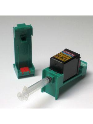 Refill adapter/Ontluchter Lexmark #19,20,25,48,50,60,70,71,75,80,85,90 vullexr