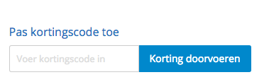 Kortingscode KHL inkt
